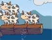 משחק פרות בצרות