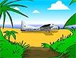 משחק: בריחה נואשת ממטוס מתרסק