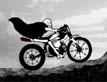 השטן נוהג באופנוע