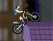 אופנוע על הגג