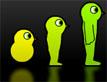 משחק חיי ברווז: אבולוציה