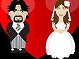 משחק פאזל חתונה