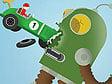משחק מכוניות נגד רובוטים