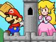 משחק מריו מגן הטירה
