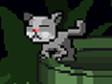 חתול מתוח