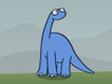 משחק דינוזאורים ומטאורים
