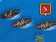 משחק ספינות פיראטים