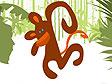 משחק ריקוד הג'ונגל