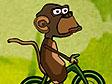 משחק קוף BMX