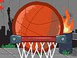 משחק תותח כדורסל
