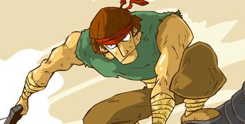 רמבו: הנקמה