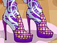 משחק עיצוב נעליים