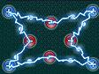 משחק מעגל חשמלי