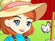 נערת חווה