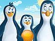 משחק פינגווין באבלס