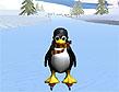 פינגווין על הקרח
