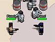 משחק זומבים מלגו: מנה כפולה
