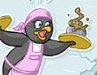 משחק מלצרית על הקרח