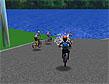 מירוץ אופניים וממתקים