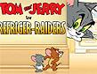 משחק תום וג'רי בפשיטה על המקרר