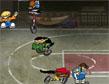 משחק ילדי השכונה משחקים כדורסל