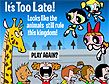 משחק פאוור-פאף: פאניקה בגן החיות
