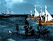 שודדי הקאריביים: קרב ימי