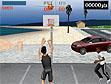 משחק כדורסל רחוב