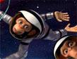 משחק קופים בחלל