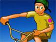 משחק אלכס באי האופניים
