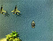 משחק סירת פטרול בווייטנאם