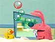 משחק ארנבי באמבט