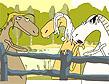 סוסים במקהלה