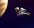 משחק קופים בחלל: אימון נחיתה