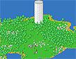 משחק להפיל את המגדל