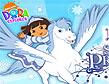 דורה מצילה את נסיכת השלג