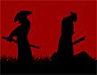משחק סמוראי כובע קש