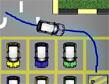 משחק נהיגה בתוך הקוים