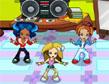 משחק נערות ההיפ-הופ