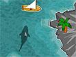 משחק כריש במים
