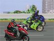 משחק: קטנוע מול אופנוע
