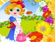 משחק גן הפרחים