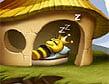 משחק דבורים: המלכה והפועלת