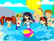 מסיבת החוף של פולי