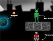 משחק אימה ירוקה מהחלל החיצון