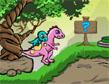 משחק דינוזאור ואבא שלו