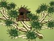 הבריחה מבית העץ