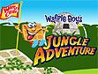 משחק הרפתקה בג'ונגל