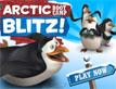 משחק מדגסקאר: טירונות פינגווינים