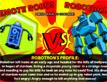 משחק רובוט, נייר ומספריים